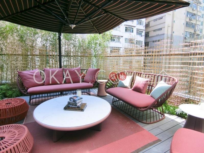 Unique studio on high floor with balcony | Rental | Artisan House 瑧蓺 Rental Listings