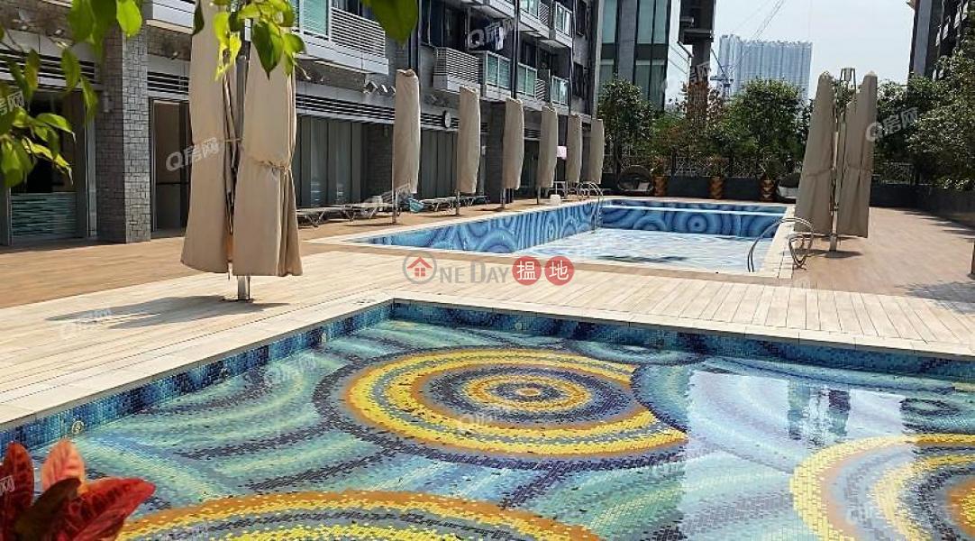 HK$ 18,000/ month K. City Kowloon City   K. City   2 bedroom Low Floor Flat for Rent