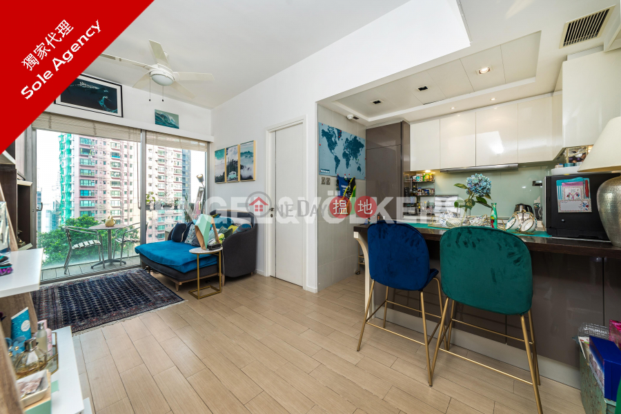 HK$ 13.8M, Soho 38 | Western District, 2 Bedroom Flat for Sale in Mid Levels West