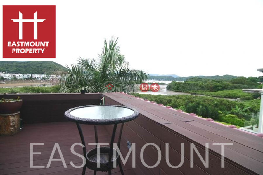 HK$ 12.8M Nam Wai Village Sai Kung, Sai Kung Village House   Property For Sale in Nam Wai 南圍-Duplex with roof, Marina Cove\'s sea view   Property ID:1789