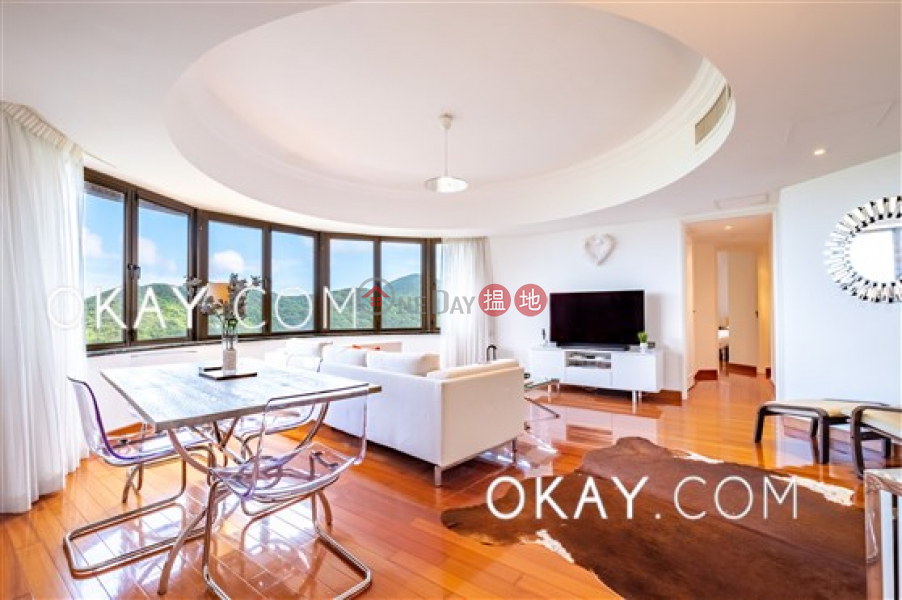 Unique 3 bedroom on high floor with parking | Rental | Parkview Rise Hong Kong Parkview 陽明山莊 凌雲閣 Rental Listings