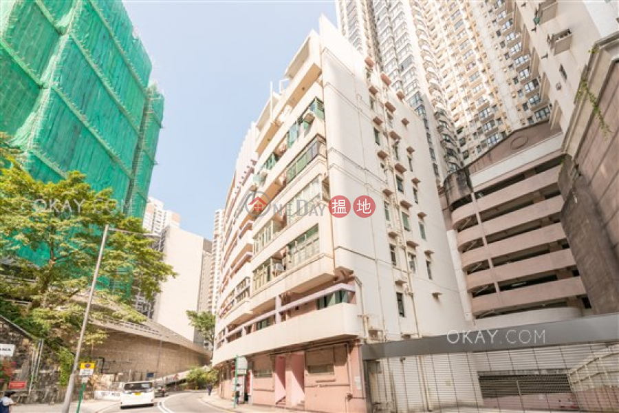 HK$ 53M Ivory Court | Western District | Lovely 4 bedroom with balcony & parking | For Sale