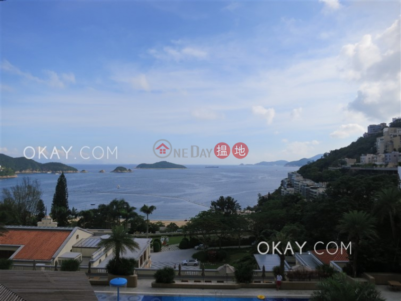 Beautiful 3 bedroom with sea views, balcony | Rental | Block 2 (Taggart) The Repulse Bay 影灣園2座 Rental Listings