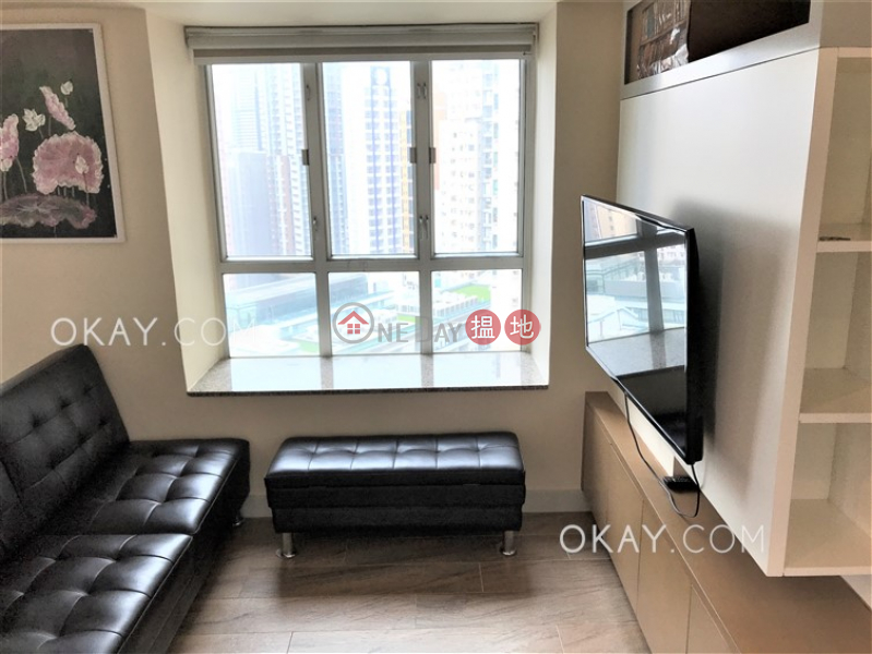 Tasteful 1 bedroom on high floor   Rental, 18 Bridges Street   Central District Hong Kong, Rental, HK$ 25,000/ month