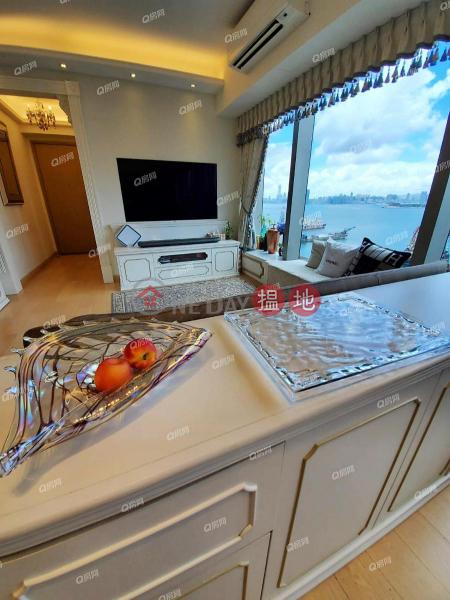 香港搵樓|租樓|二手盤|買樓| 搵地 | 住宅-出售樓盤海景,特色單位,市場罕有 可連車位出售《PENINSULA EAST2座買賣盤》