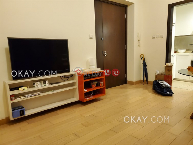 Unique 3 bedroom with balcony | Rental, The Babington 巴丙頓道6D-6E號The Babington Rental Listings | Western District (OKAY-R101195)