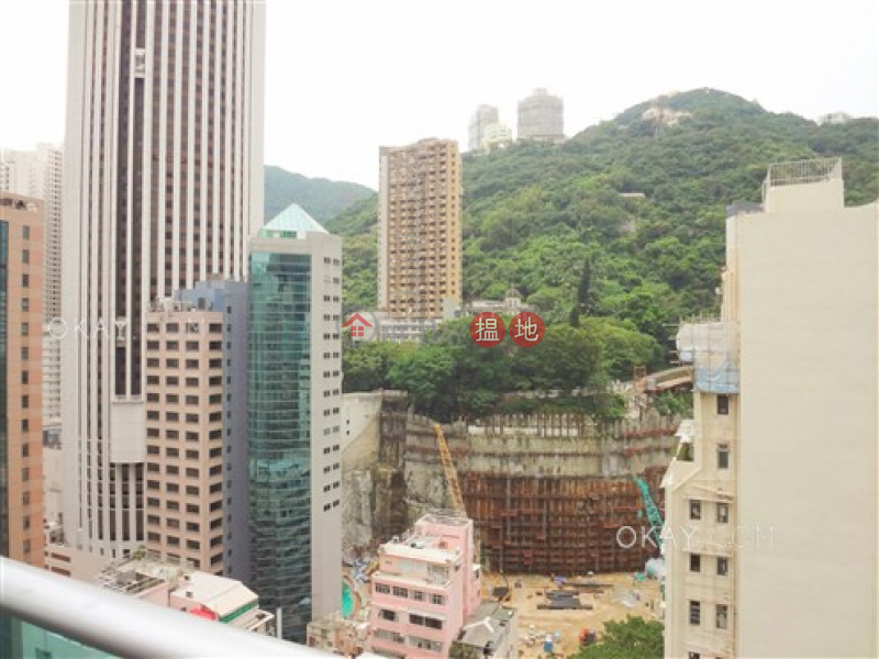 Charming 2 bedroom with balcony | Rental | 60 Johnston Road | Wan Chai District, Hong Kong Rental | HK$ 38,000/ month