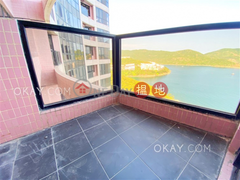 Rare 3 bedroom on high floor with balcony & parking | Rental|Pacific View(Pacific View)Rental Listings (OKAY-R24685)_0
