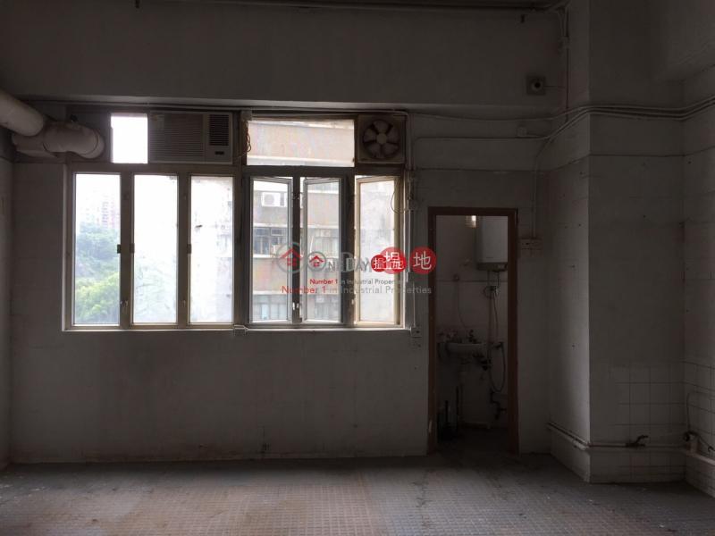 安華工業大廈 沙田安華工業大廈(On Wah Industrial Building)出租樓盤 (newpo-03914)