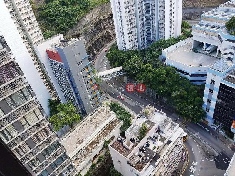 景觀開揚,新樓靚裝,交通方便,全城至抵,間隔實用《柏匯買賣盤》-33成安街 | 東區香港|出售|HK$ 550萬