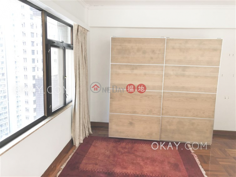 Exquisite 4 bed on high floor with rooftop & balcony | Rental | Right Mansion 利德大廈 Rental Listings