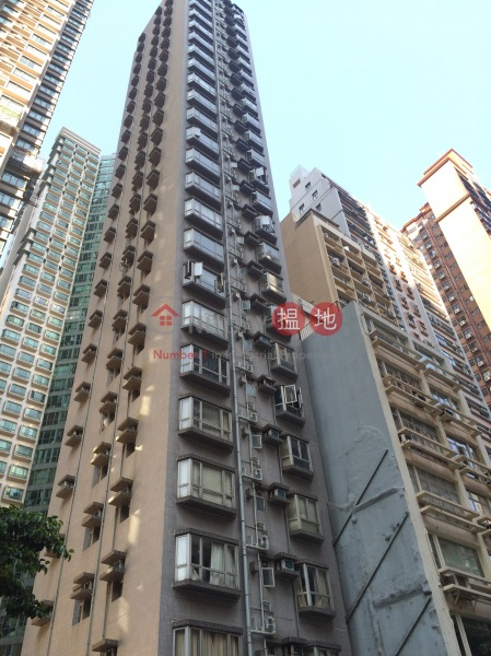 Wai Yan Court (Wai Yan Court) Mid Levels West 搵地(OneDay)(4)