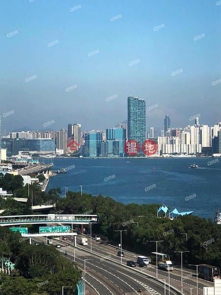 開揚遠景,乾淨企理,地段優越《觀景閣 (2座)租盤》57鯉景道   東區香港出租HK$ 25,000/ 月