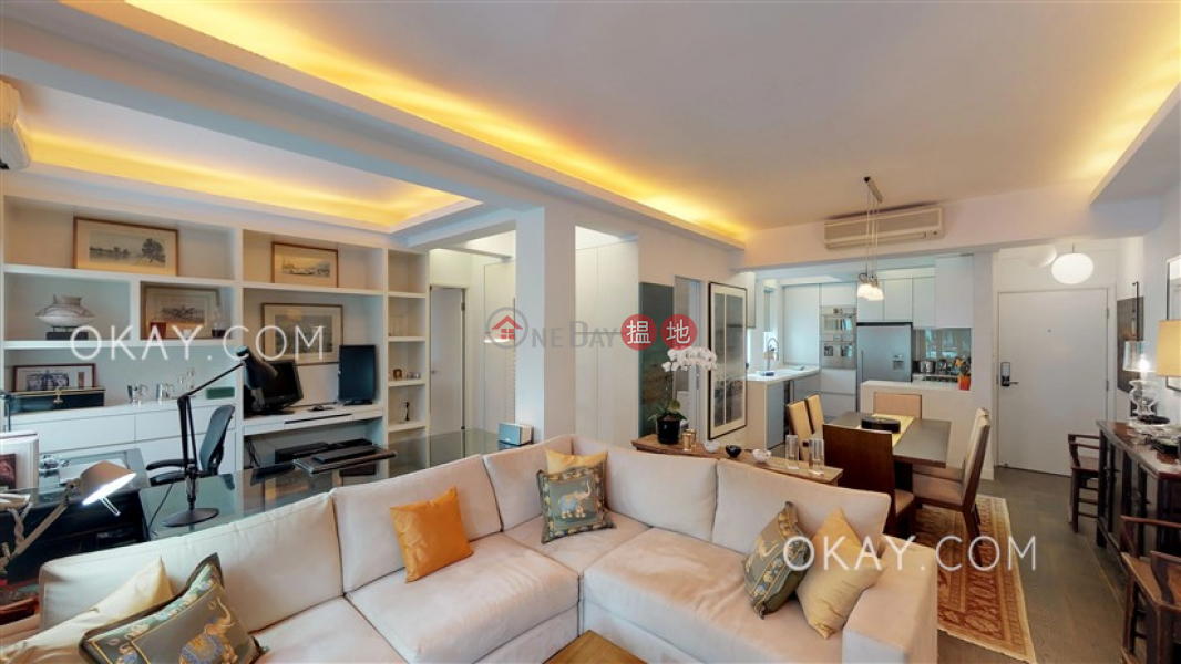 Elegant 1 bedroom with sea views, balcony | For Sale | Four Winds 恆琪園 Sales Listings