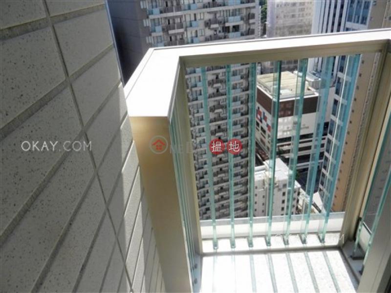 Practical 1 bedroom on high floor with balcony | Rental 200 Queens Road East | Wan Chai District, Hong Kong | Rental HK$ 25,000/ month