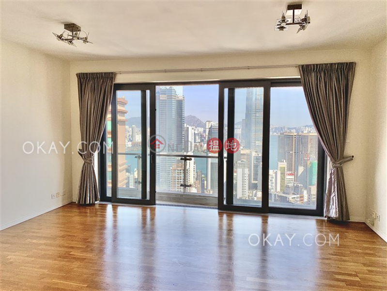 HK$ 56M | Seymour Western District, Luxurious 4 bed on high floor with sea views & balcony | For Sale