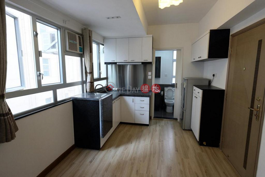 Flat for Rent in Luen Sen Mansion, Wan Chai | Luen Sen Mansion 聯星大廈 Rental Listings