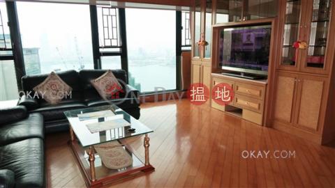 Lovely 4 bedroom on high floor with harbour views | Rental|Le Sommet(Le Sommet)Rental Listings (OKAY-R113734)_0