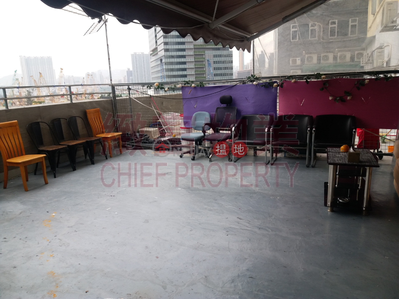 Chiu Tat Factory Building 108-110 King Fuk Street | Wong Tai Sin District | Hong Kong Rental HK$ 20,000/ month