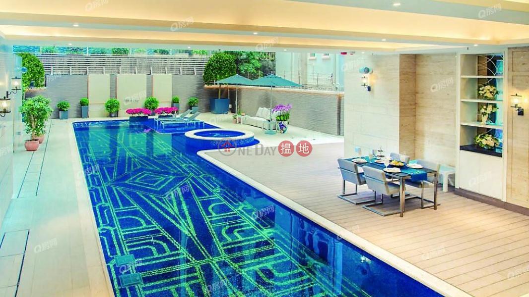 環境優美,環境清靜,開揚遠景《CASTLE ONE BY V租盤》|1衛城道 | 中區|香港出租-HK$ 34,500/ 月