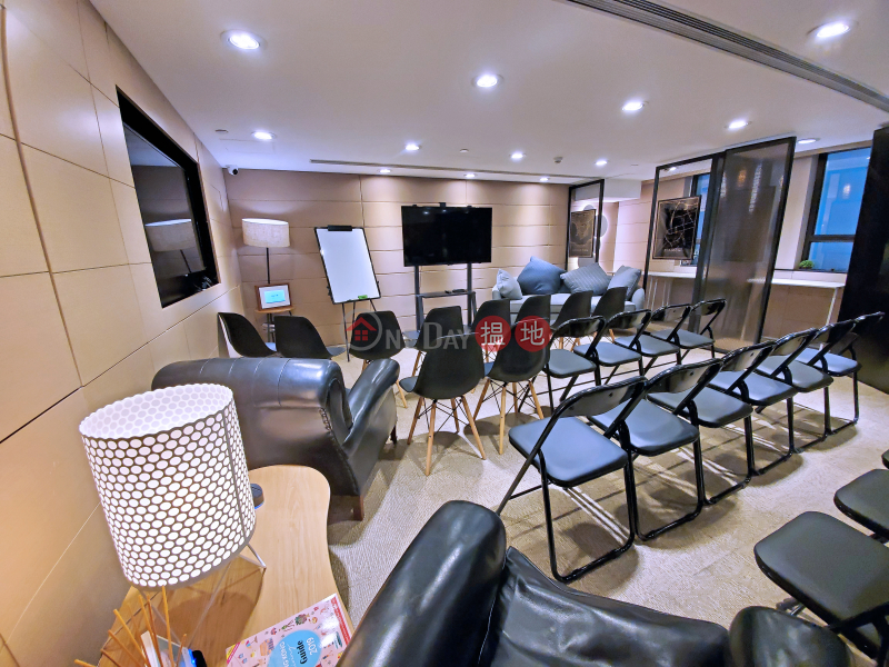 Co Work Mau I Hot Desk Monthly Pass $2,000 | 8 Hysan Avenue | Wan Chai District Hong Kong, Rental | HK$ 2,000/ month