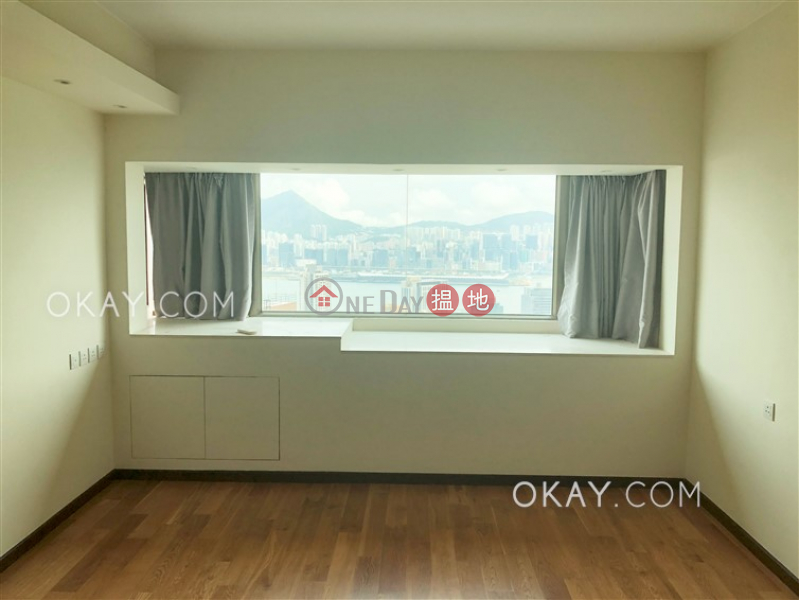 HK$ 75,000/ month Hilltop Mansion Eastern District Luxurious 3 bed on high floor with sea views & parking   Rental