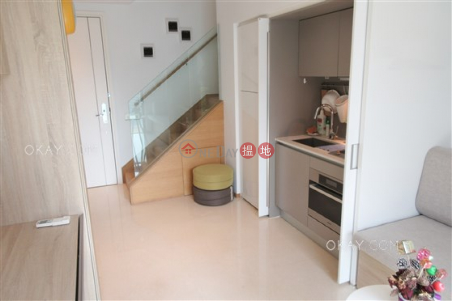 HK$ 15.5M | yoo Residence Wan Chai District, Unique 1 bedroom with balcony | For Sale