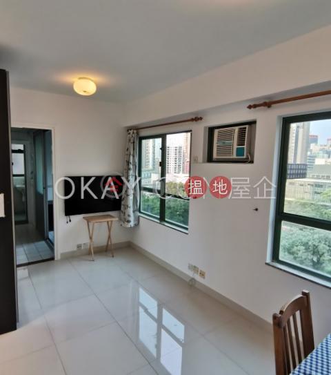 Charming 1 bedroom on high floor with balcony | For Sale|Ko Chun Court(Ko Chun Court)Sales Listings (OKAY-S4428)_0