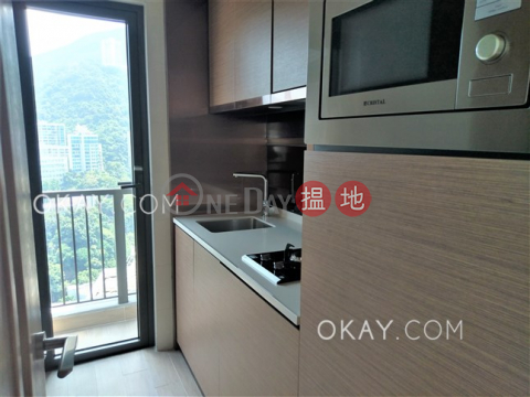 Stylish 1 bedroom on high floor with balcony | Rental|L' Wanchai(L' Wanchai)Rental Listings (OKAY-R323218)_0