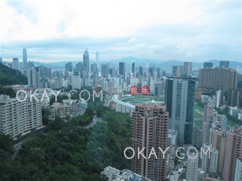 Property Search Hong Kong | OneDay | Residential, Rental Listings, Stylish 3 bedroom with racecourse views & parking | Rental