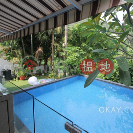 Popular house with balcony & parking | For Sale|Mok Tse Che Village(Mok Tse Che Village)Sales Listings (OKAY-S292181)_0