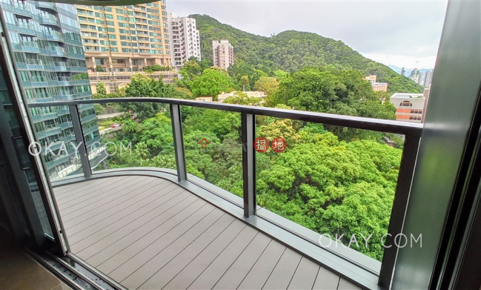 Gorgeous 4 bedroom on high floor with balcony | Rental | 23 Pokfield Road | Western District, Hong Kong, Rental, HK$ 106,000/ month