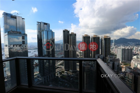Exquisite 3 bed on high floor with harbour views | Rental|The Arch Sky Tower (Tower 1)(The Arch Sky Tower (Tower 1))Rental Listings (OKAY-R60496)_0