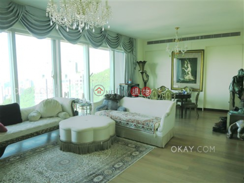 Exquisite 4 bed on high floor with balcony & parking | For Sale 23 Tai Hang Drive | Wan Chai District, Hong Kong, Sales, HK$ 55M