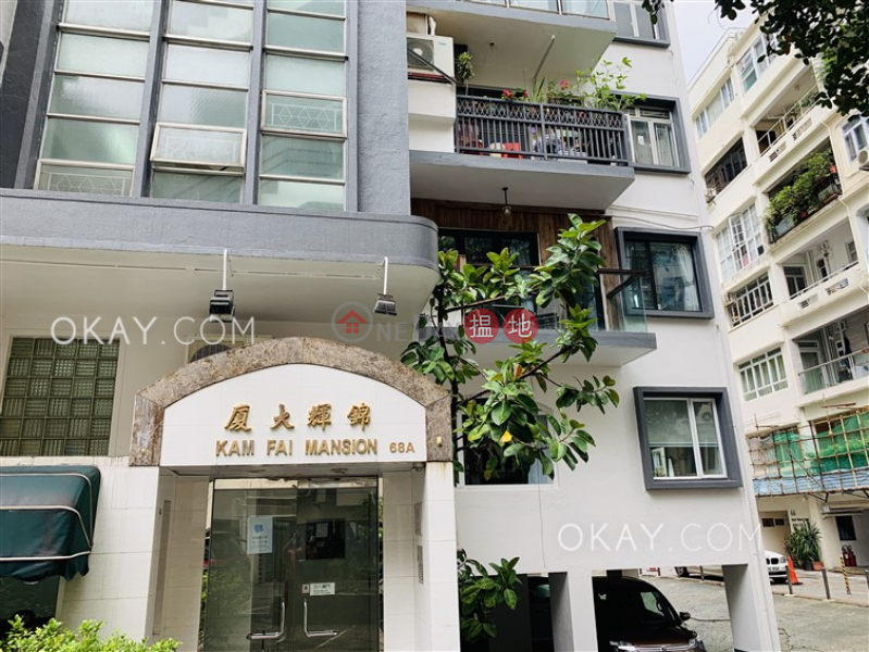 Charming 2 bedroom in Mid-levels Central | Rental | Kam Fai Mansion 錦輝大廈 Rental Listings