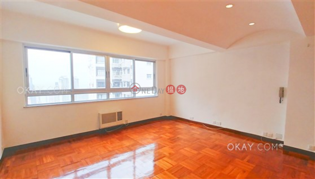 Lovely 3 bedroom on high floor with sea views & parking | For Sale | Y. Y. Mansions block A-D 裕仁大廈A-D座 Sales Listings