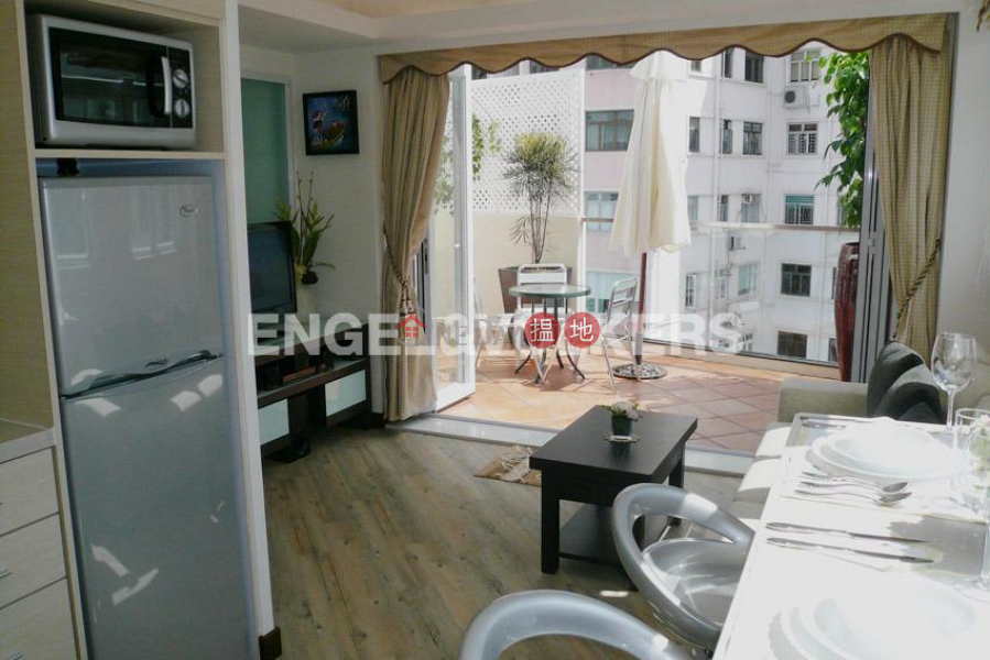 1 Bed Flat for Sale in Soho, Caravan Court 嘉年華閣 Sales Listings | Central District (EVHK87396)