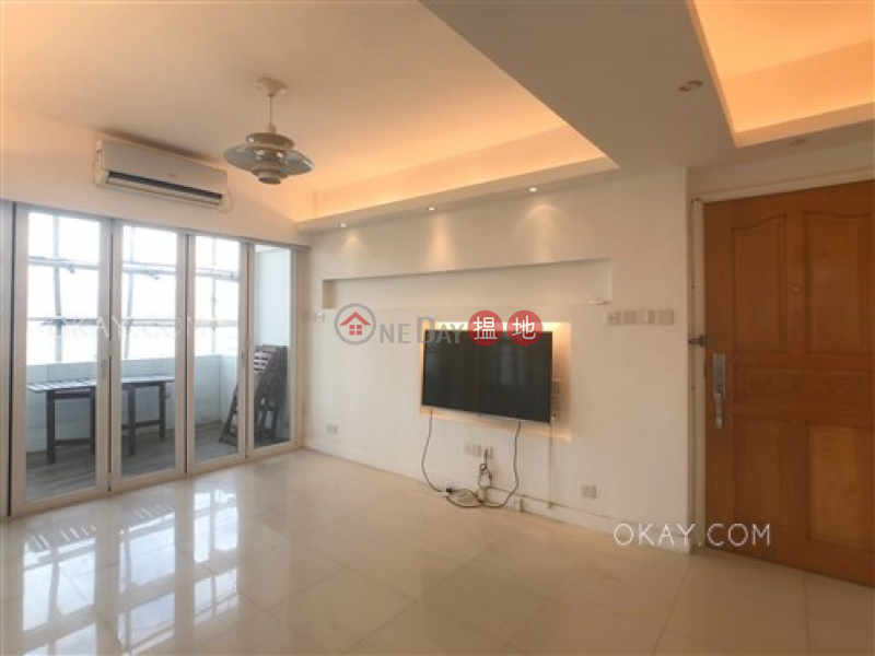 HK$ 39,000/ month Bay View Mansion   Wan Chai District, Popular 2 bed on high floor with harbour views   Rental