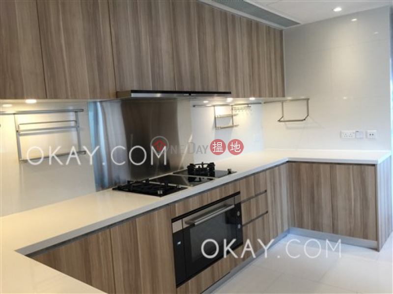 HK$ 150,000/ month | Branksome Grande | Central District | Rare 3 bedroom on high floor with balcony & parking | Rental
