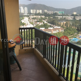 Intimate 2 bed on high floor with sea views & balcony | Rental