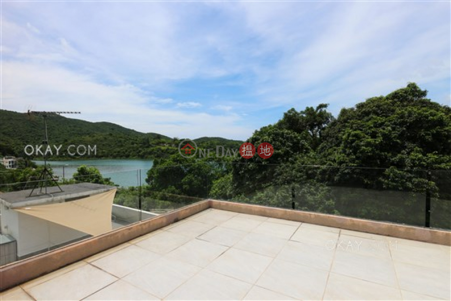Elegant house with rooftop, terrace | For Sale | Wong Keng Tei Village House 黃麖地村屋 Sales Listings