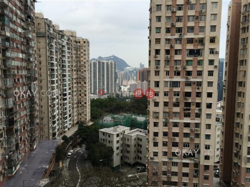 Lovely 3 bedroom with sea views & parking | Rental | Elm Tree Towers Block A 愉富大廈A座 Rental Listings