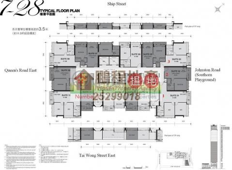 Flat for Sale in J Residence, Wan Chai|Wan Chai DistrictJ Residence(J Residence)Sales Listings (H0000296630)_0