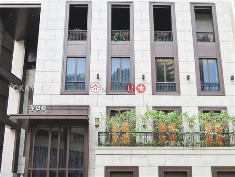 1房1廁,星級會所,露台《yoo Residence出售單位》|yoo Residence(yoo Residence)出售樓盤 (OKAY-S302041)