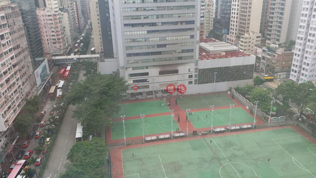 HK$ 16,500/ 月-修頓商業大廈灣仔區|灣仔475呎寫字樓出租