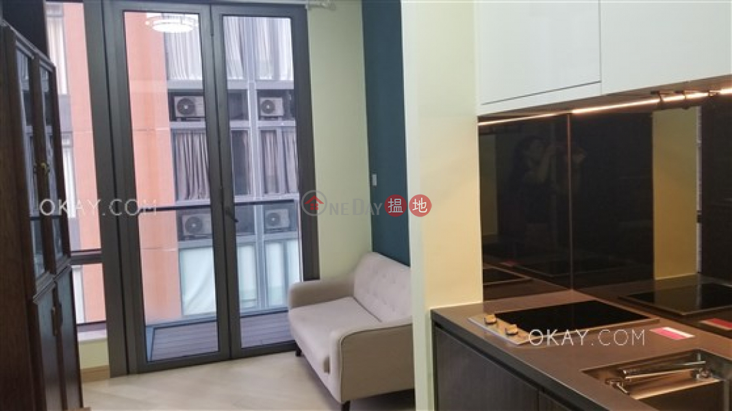 Property Search Hong Kong | OneDay | Residential Rental Listings Elegant 1 bedroom on high floor with balcony | Rental