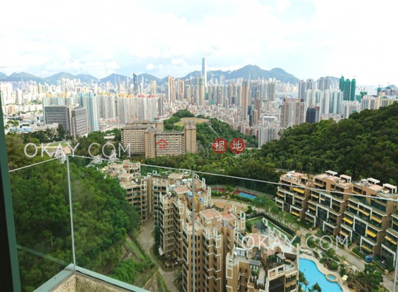 Stylish 3 bedroom on high floor with balcony & parking | Rental | 8 Yin Ping Road | Kowloon City, Hong Kong | Rental HK$ 53,800/ month