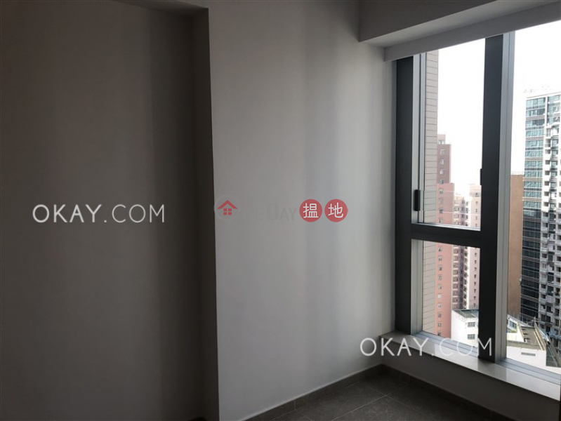 Tasteful 1 bedroom on high floor with balcony | Rental | Resiglow Pokfulam RESIGLOW薄扶林 Rental Listings