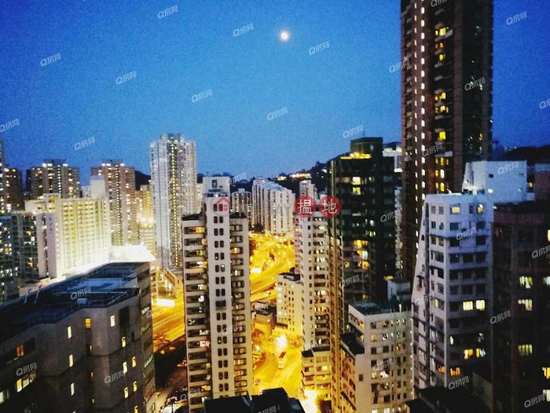 HK$ 23,000/ 月Island Residence-東區交通方便,開揚遠景《Island Residence租盤》