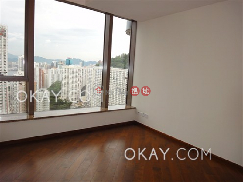 HK$ 65M The Signature Podium Wan Chai District | Stylish 3 bedroom on high floor with balcony & parking | For Sale